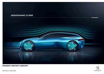 2017 Peugeot Instinct concept 32