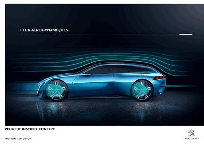 2017 Peugeot Instinct concept 33