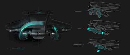 2017 Peugeot Instinct concept 72