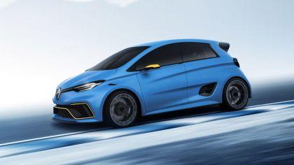 2017 Renault Zoe e-Sport concept 9