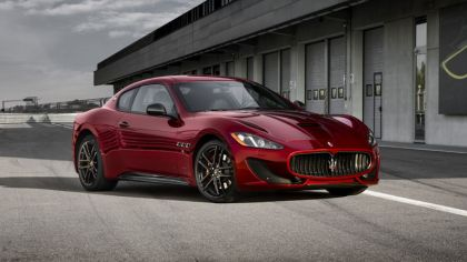 2017 Maserati GranTurismo Special Edition 7