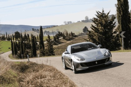 2017 Ferrari GTC4Lusso T 7