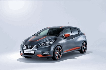 2017 Nissan Micra BOSE Personal Edition 1