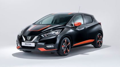 2017 Nissan Micra BOSE Personal Edition 8