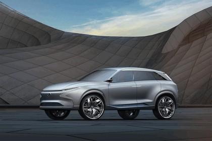 2017 Hyundai FE Fuel Cell concept 1