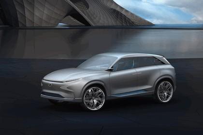 2017 Hyundai FE Fuel Cell concept 2