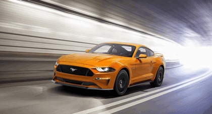 2018 Ford Mustang V8 GT 1