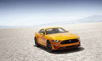 2018 Ford Mustang V8 GT 2