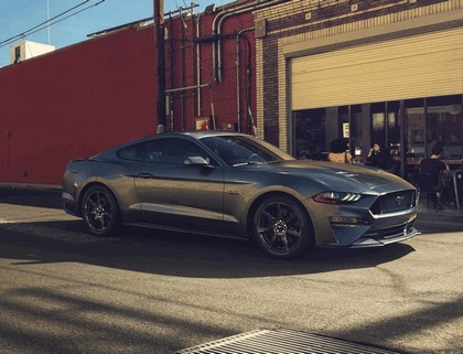 2018 Ford Mustang V8 GT 7