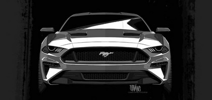 2018 Ford Mustang V8 GT 9