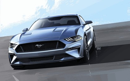 2018 Ford Mustang V8 GT 11