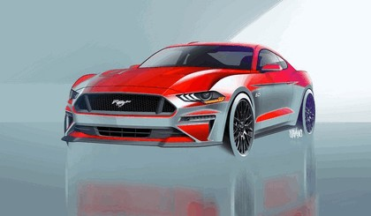 2018 Ford Mustang V8 GT 13