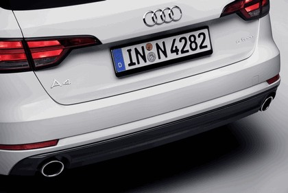 2018 Audi A4 Avant g-tron 4