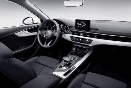 2018 Audi A4 Avant g-tron 7