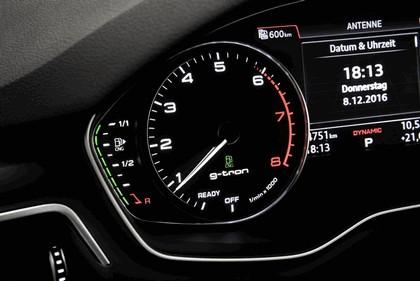 2018 Audi A4 Avant g-tron 9