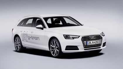 2018 Audi A4 Avant g-tron 6