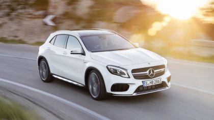 2018 Mercedes-AMG GLA45 4
