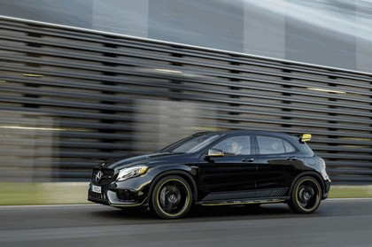 2018 Mercedes-AMG GLA45 with AMG Performance Studio Package 5