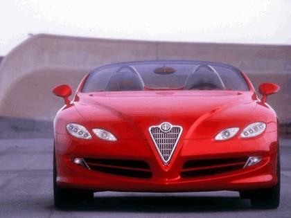 1998 Alfa Romeo Dardo concept by Pininfarina 1
