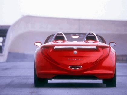 1998 Alfa Romeo Dardo concept by Pininfarina 2