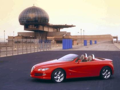 1998 Alfa Romeo Dardo concept by Pininfarina 3