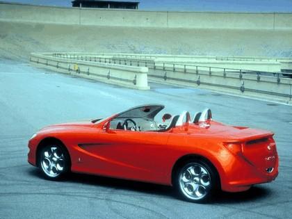 1998 Alfa Romeo Dardo concept by Pininfarina 4
