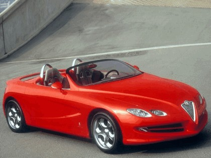 1998 Alfa Romeo Dardo concept by Pininfarina 5