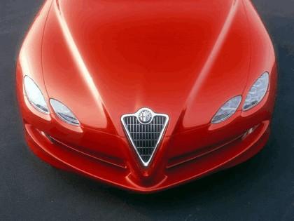 1998 Alfa Romeo Dardo concept by Pininfarina 6