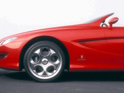 1998 Alfa Romeo Dardo concept by Pininfarina 8