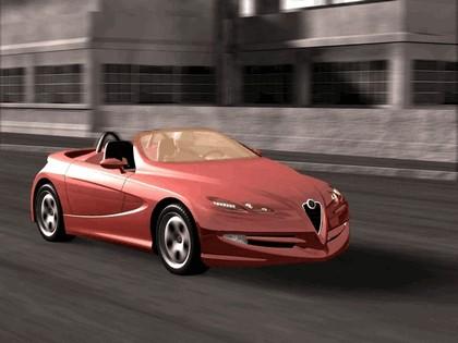 1998 Alfa Romeo Dardo concept by Pininfarina 11