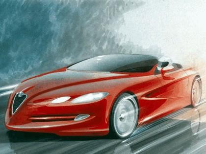 1998 Alfa Romeo Dardo concept by Pininfarina 12