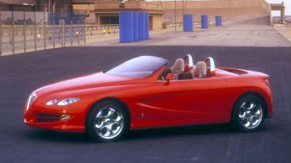 1998 Alfa Romeo Dardo concept by Pininfarina 7