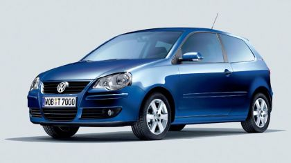2007 Volkswagen Polo Tour 1