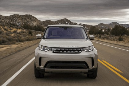2017 Land Rover Discovery - USA version 1