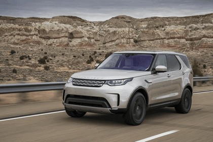 2017 Land Rover Discovery - USA version 3