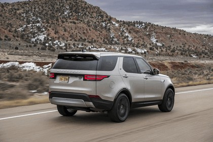 2017 Land Rover Discovery - USA version 5