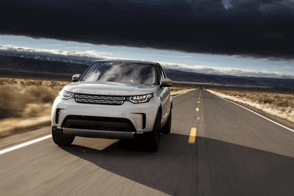 2017 Land Rover Discovery - USA version 6