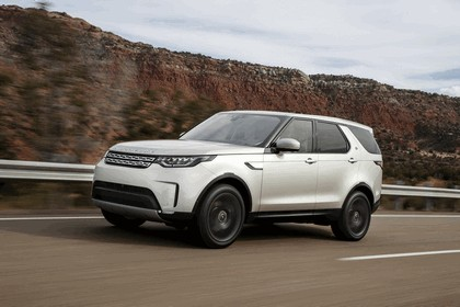 2017 Land Rover Discovery - USA version 7