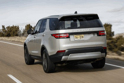2017 Land Rover Discovery - USA version 10