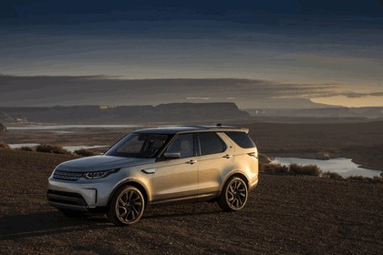 2017 Land Rover Discovery - USA version 36