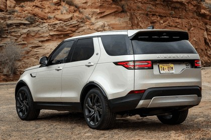 2017 Land Rover Discovery - USA version 42