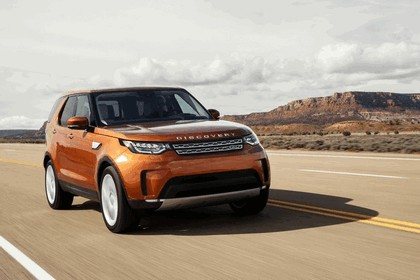 2017 Land Rover Discovery - USA version 45