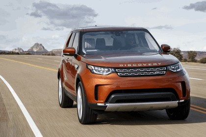 2017 Land Rover Discovery - USA version 47