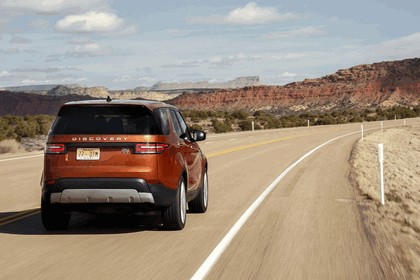 2017 Land Rover Discovery - USA version 50