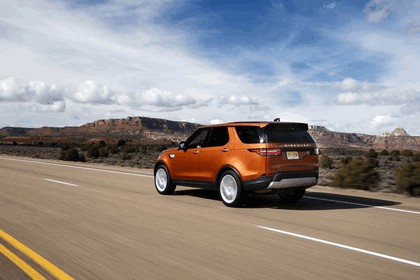 2017 Land Rover Discovery - USA version 51