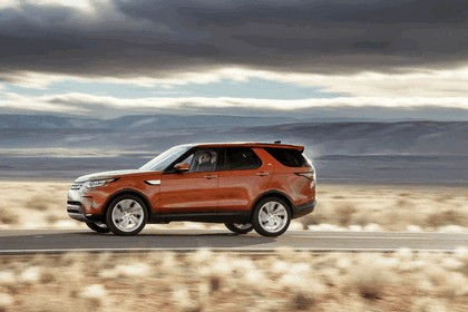 2017 Land Rover Discovery - USA version 56