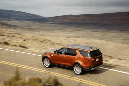 2017 Land Rover Discovery - USA version 57