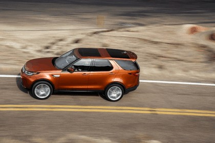 2017 Land Rover Discovery - USA version 58