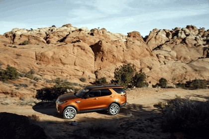 2017 Land Rover Discovery - USA version 62