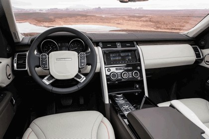 2017 Land Rover Discovery - USA version 71